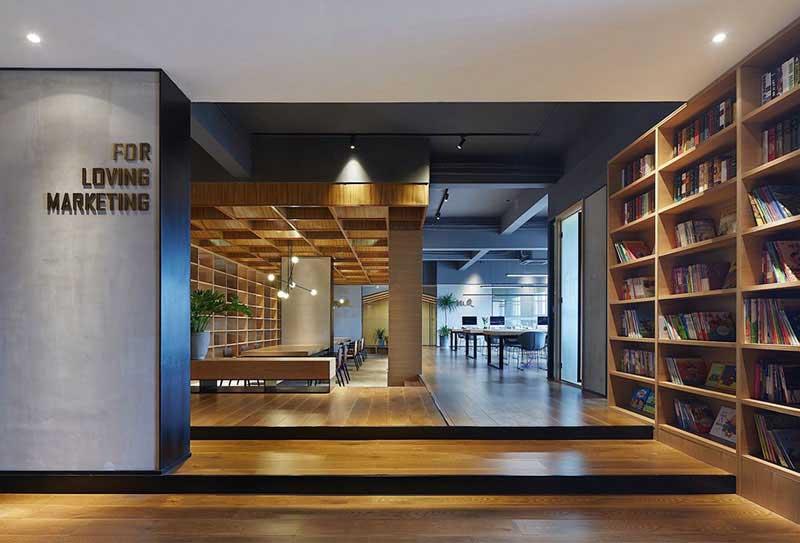 图书馆装修